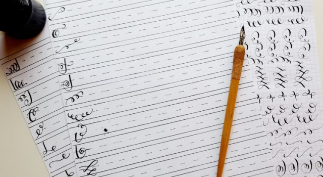 Calligraphy: A Casualty of Technology